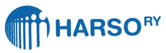 harso ry logo